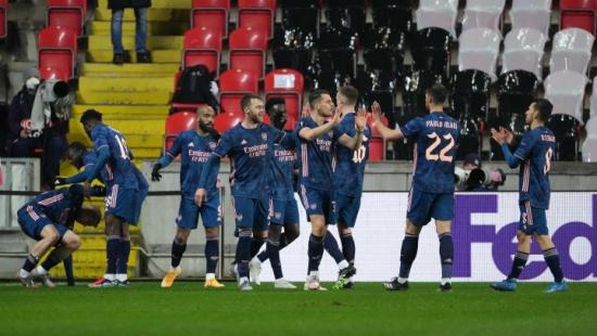 Slavia Praha 0-4 Arsenal: Hơn cả mong đợi