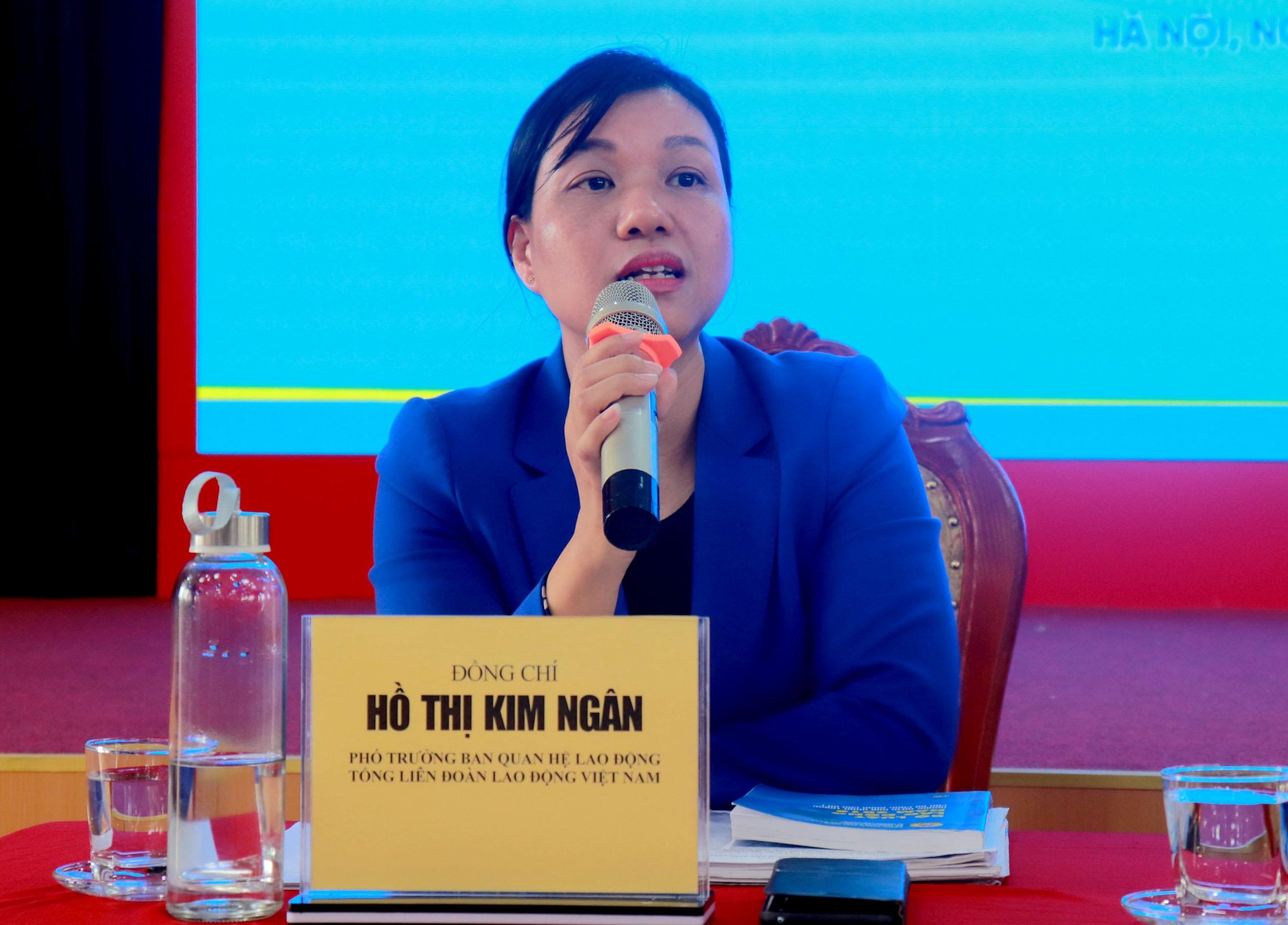 Đang giao lưu trực tuyến: Bộ luật Lao động và những điểm mới áp dụng từ năm 2021