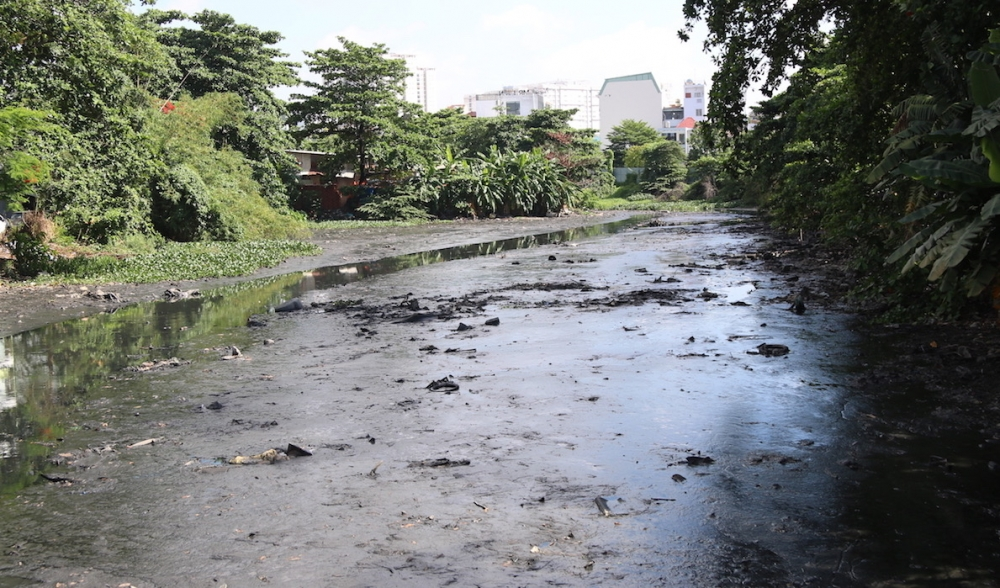 Thành phố Hồ Chí Minh: Hơn 9.350 tỷ đồng cải tạo rạch Xuyên Tâm