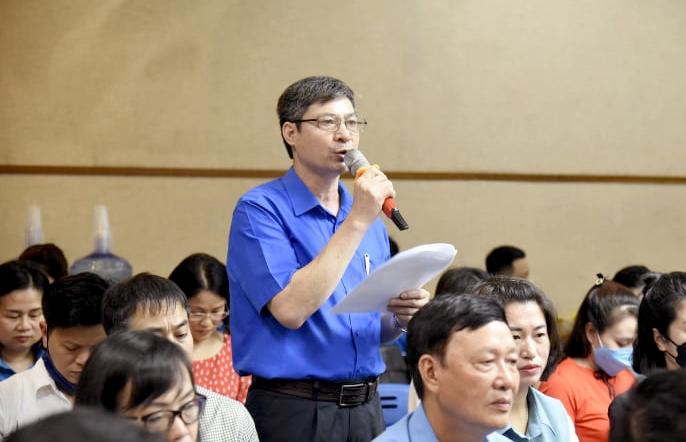 Tọa đàm: Công tác cán bộ Công đoàn Thủ đô trong tình hình mới