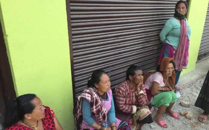 """Nỗi đau """"già hóa"""" của Nepal sau động đất"""