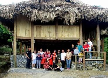 Vùng cao Sơn La: Homestay kiếm bộn tiền trong dịp nghỉ lễ