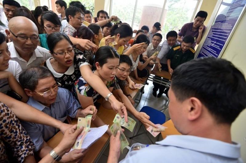 Tuyển sinh đầu cấp tại Hà Nội căng hơn đại học