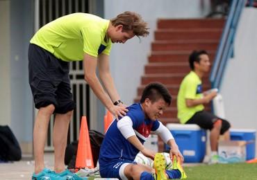 Bão chấn thương tiếp tục càn quét U20 Việt Nam