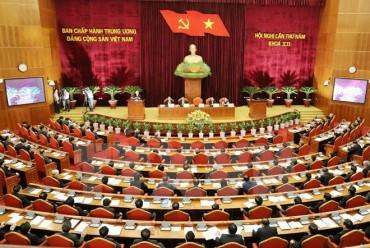 Khai mạc Hội nghị lần thứ năm Ban Chấp hành Trung ương Đảng khóa XII