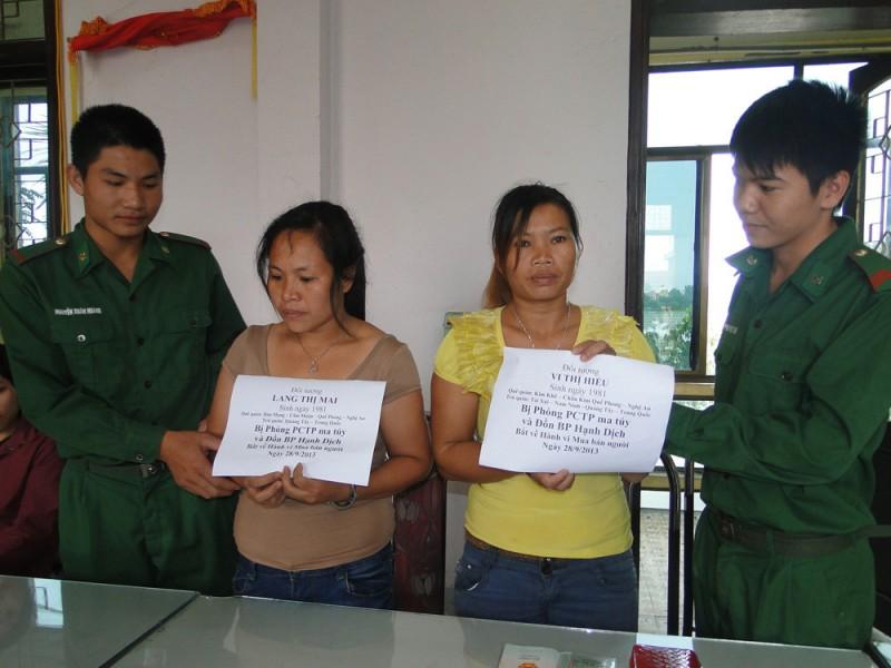 Gian nan cuộc chiến chống tội phạm buôn bán người
