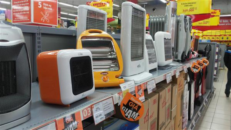 Hàng gia dụng từ Thái Lan soán ngôi thị trường Việt