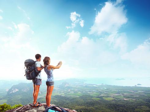 Khác biệt thú vị giữa đàn ông và phụ nữ khi đi du lịch