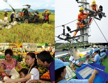Kinh tế Việt Nam 2017 sẽ bị tác động lớn từ thế giới