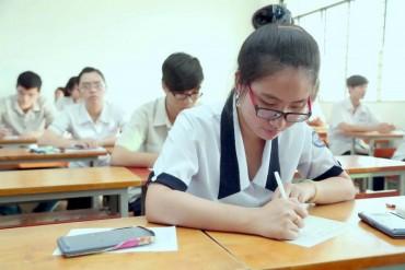Đề tham khảo các bài thi THPT quốc gia 2017: Loại bỏ thói quen học