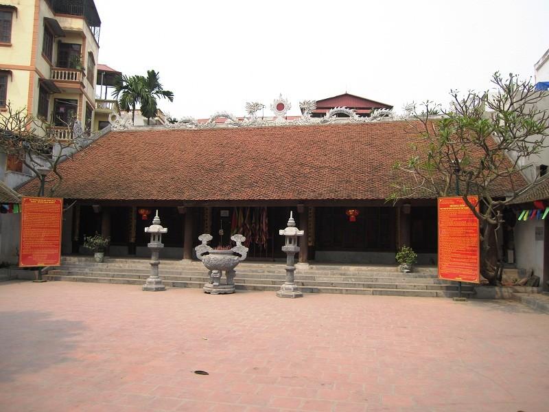 Đình làng Mai Động
