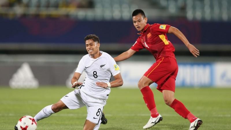 Việt Nam đi vào lịch sử U20 World Cup