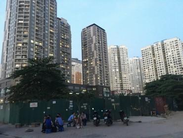 Không gian chung tại các tòa chung cư đang dần biến mất