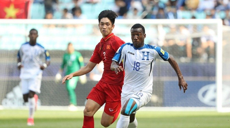 U20 Honduras 2-0 U20 Việt Nam: Khép lại một hành trình lịch sử