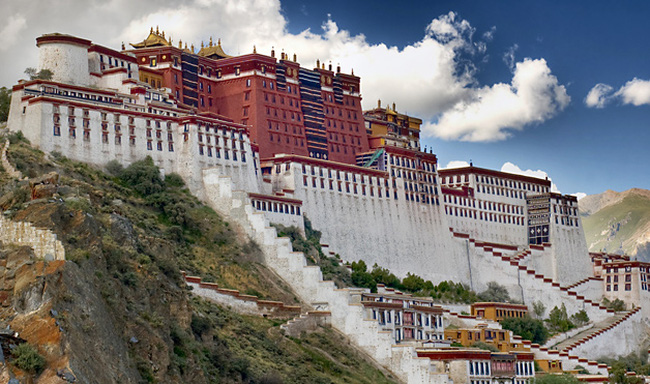 Check in ở Tây Tạng huyền bí!