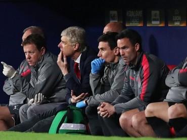 Atletico Madrid 1-0 Arsenal: Kết thúc buồn cho cuộc chia ly