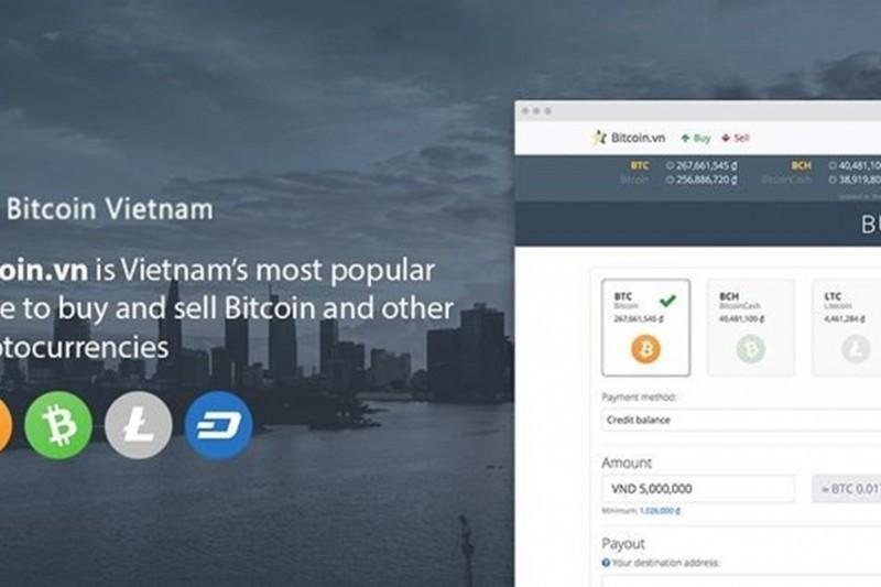 Bitcoin Việt Nam bị tịch thu tên miền bitcoin.vn