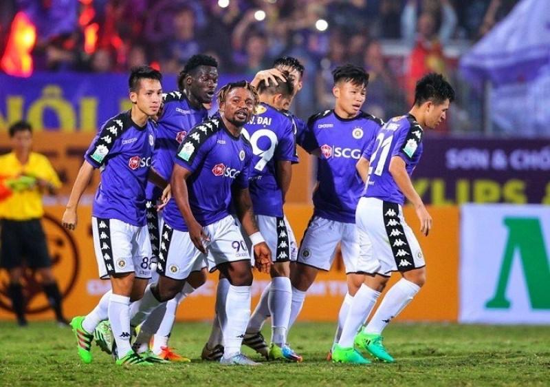Hà Nội FC xuất sắc nhất tháng 4