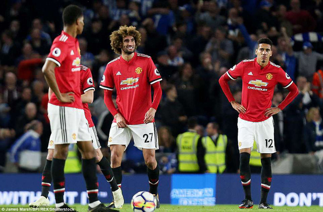 Brighton 1-0 Man United: Thêm một cú sốc