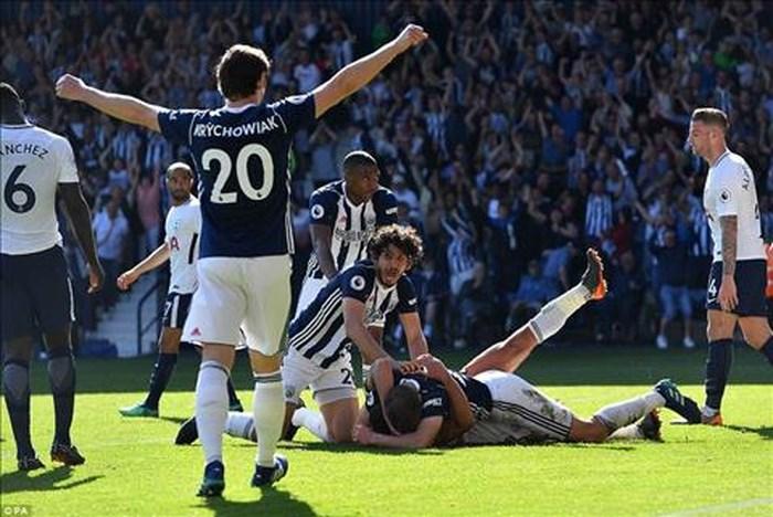 West Brom 1-0 Tottenham: Nhen nhóm hy vọng