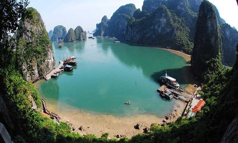 Những địa điểm tránh nắng gần Hà Nội không nên bỏ qua