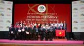 Tất cả thành viên đoàn Việt Nam tham dự Olympic Vật lý châu Á đều đoạt huy chương