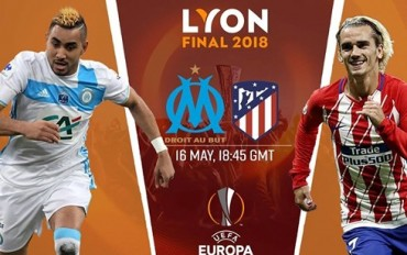 Marseille - Atletico Madrid: Thể hiện đẳng cấp