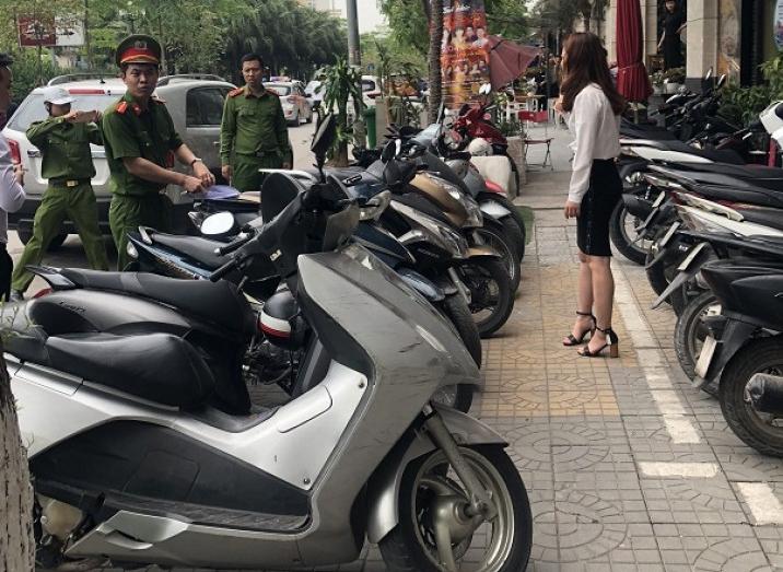 Tăng cường đảm bảo trật tự an toàn giao thông