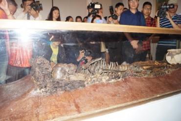 Mộ thuyền Châu Can và văn hóa Đông Sơn