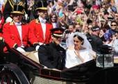 Đám cưới cổ tích của Hoàng gia 'xứ sở sương mù'
