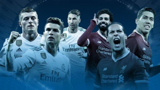 real madrid va liverpool chot doi hinh du chung ket champions league