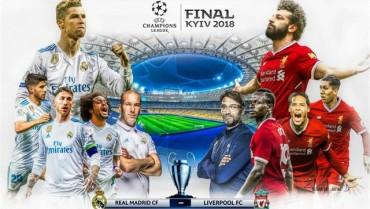 Real Madrid - Liverpool: Bước qua lịch sử