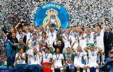 Real Madrid 3-1 Liverpool: Kẻ chinh phục vĩ đại