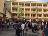 Hơn 7.000 thí sinh dự thi vào lớp 10 trường PTTH Chuyên ĐH Sư phạm