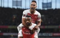 Arsenal 3-1 Valencia: 'Pháo thủ' ngược dòng nhờ cú đúp của Lacazette