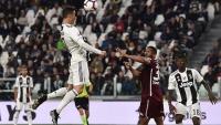 Juventus 1-1 Torino: C.Ronaldo giúp Juventus thoát thua trên sân nhà
