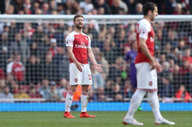 Arsenal 1-1 Brighton: 'Pháo thủ' tự bắn vào chân