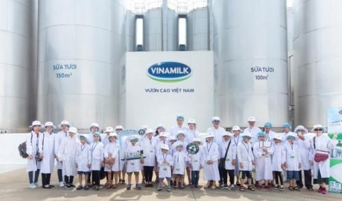 Thêm vững tin về chất lượng sữa học đường Vinamilk