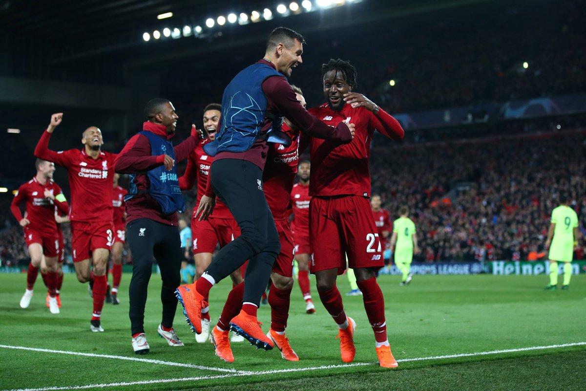 Liverpool 4-0 Barca: Không tưởng!