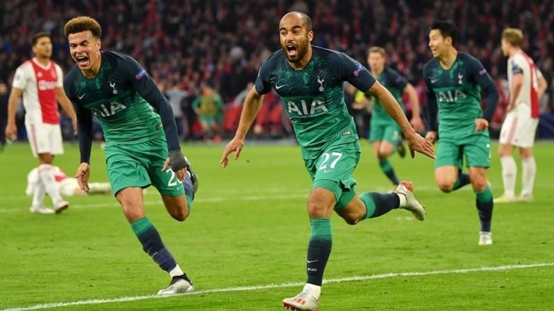 Ajax 2-3 Tottenham: Quá nhiều cảm xúc