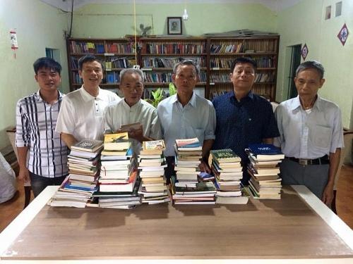 Mô hình phòng đọc cộng đồng: Góp phần nâng cao tri thức