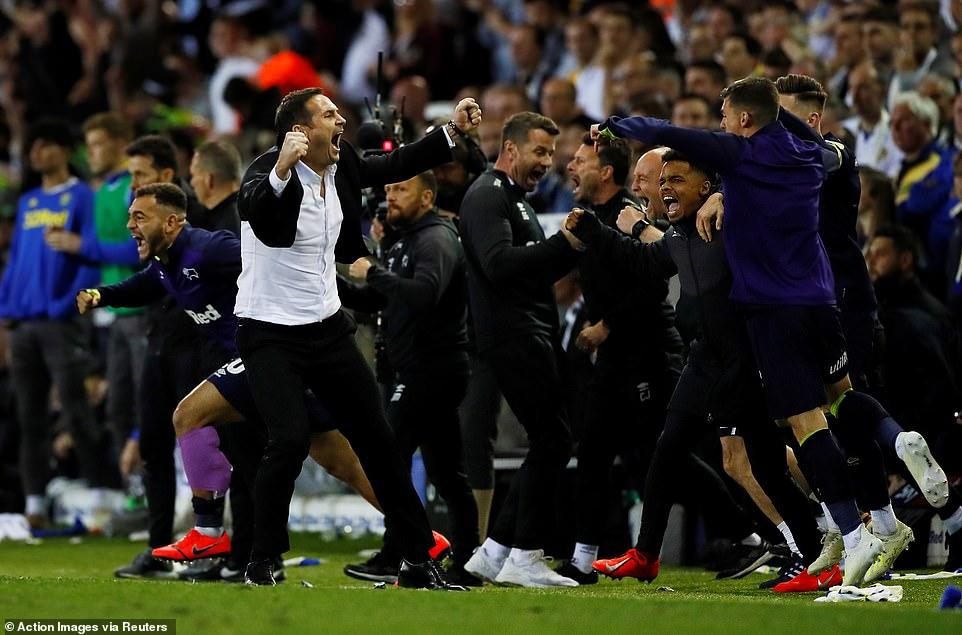 Lampard đối đầu Terry ở chung kết thăng hạng Premier League
