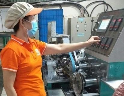 Hoàng Yến – nữ công nhân cần mẫn, yêu nghề