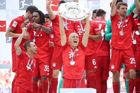 Bayern Munich 5-1 Frankfurt: