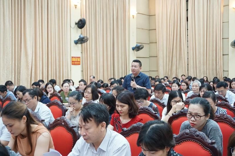 UBND thành phố Hà Nội: Đề nghị xử lý nghiêm doanh nghiệp nợ BHXH