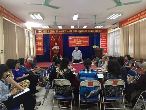 """Hiệu quả của """"nhóm nòng cốt"""" tuyên truyền pháp luật: Nhìn từ phường Nguyễn Du"""