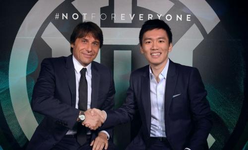 Inter Milan chính thức bổ nhiệm Antonio Conte làm HLV trưởng