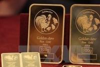 Giá vàng hôm nay 2/5: Đột ngột tăng vọt