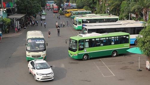 TPHCM khôi phục hoạt động hệ thống xe buýt trợ giá