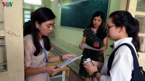 Thí sinh được mang những gì vào phòng thi tốt nghiệp THPT 2020?